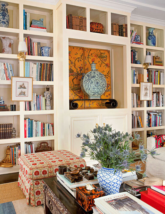 Eclectic Style & Colour In This West Hollywood Home