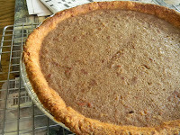 Sweet Red Bean Pie for a Comfort Food #SundaySupper