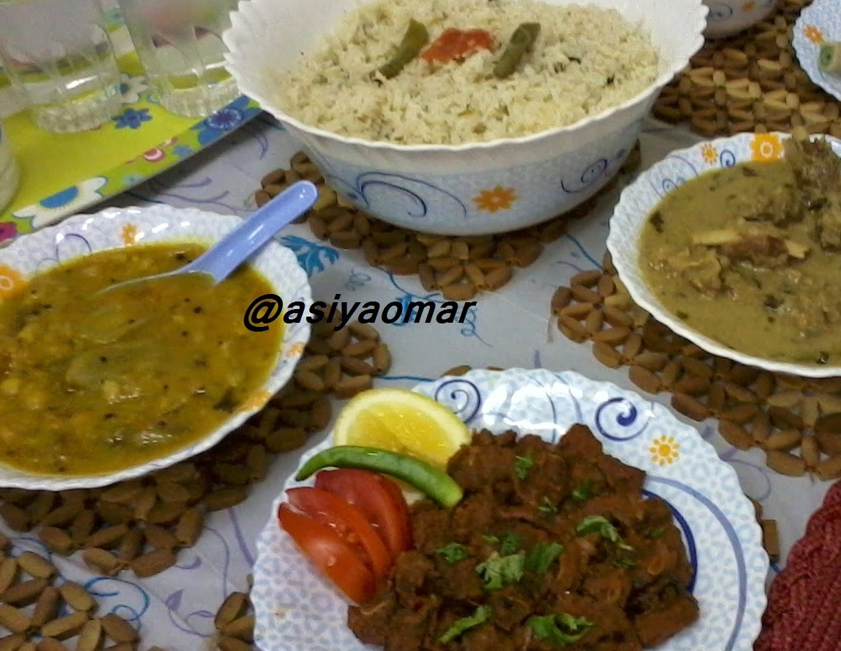 Simple Mutton Dalcha