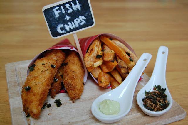 Japanese Style Fish & Chips Recipe
