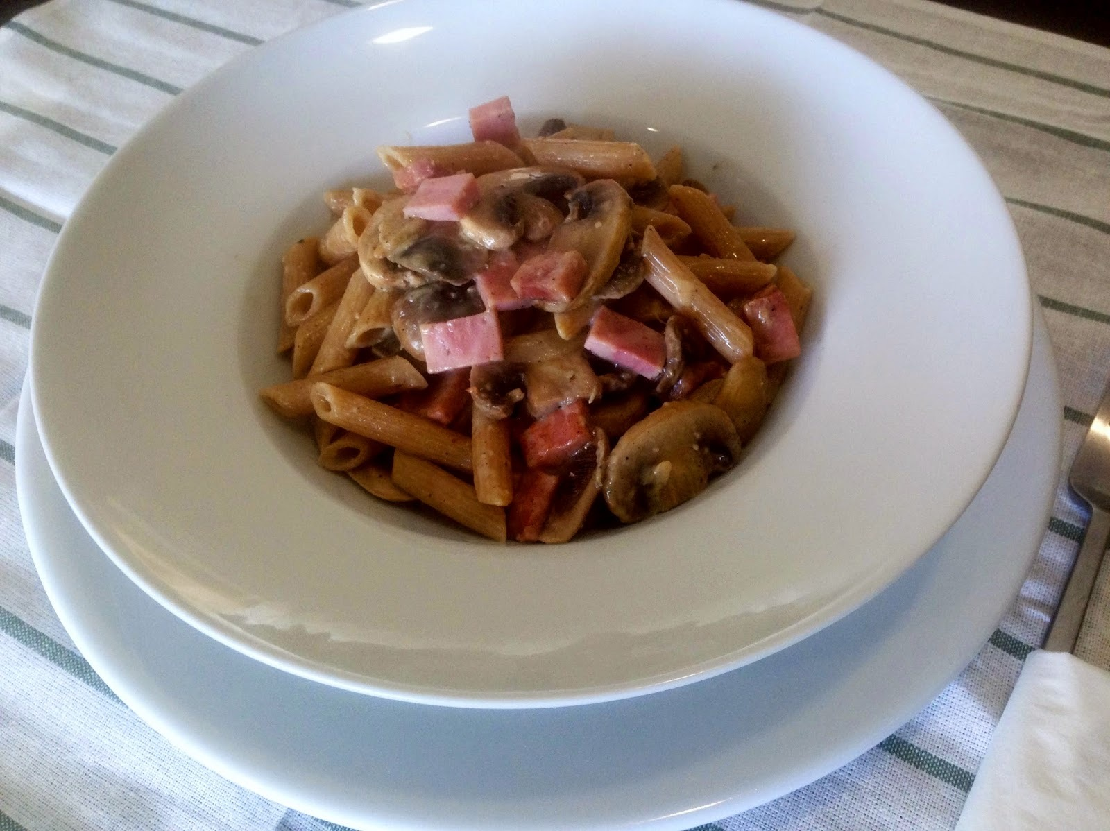 Massa Integral à Carbonara