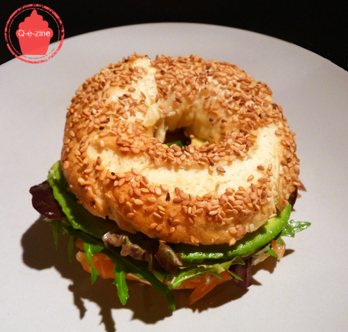 Bagels saumon & avocat