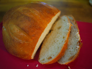 Fresh from the Oven: Tangzhong Loaf