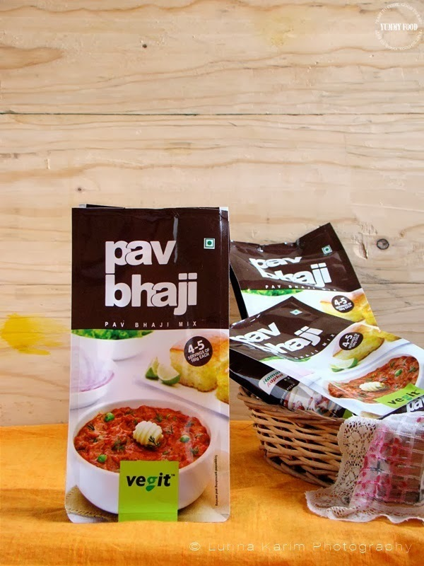 {Product Review} - Instant Tawa Pulao with Vegit Pav Bhaji Masala Mix