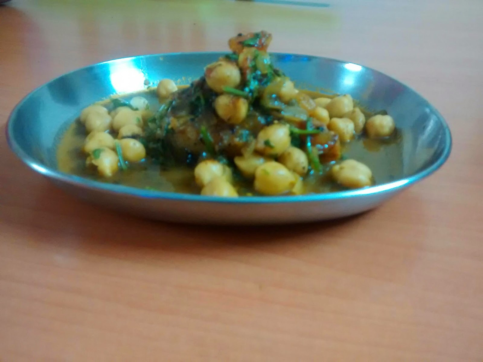 Chole Pattice\ Aloo Tikki Chat\ Chole Tikki