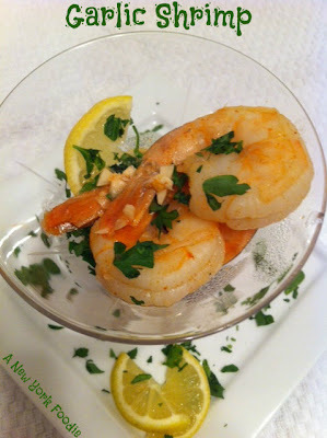 Garlic Shrimp (Camarones al Ajillo)