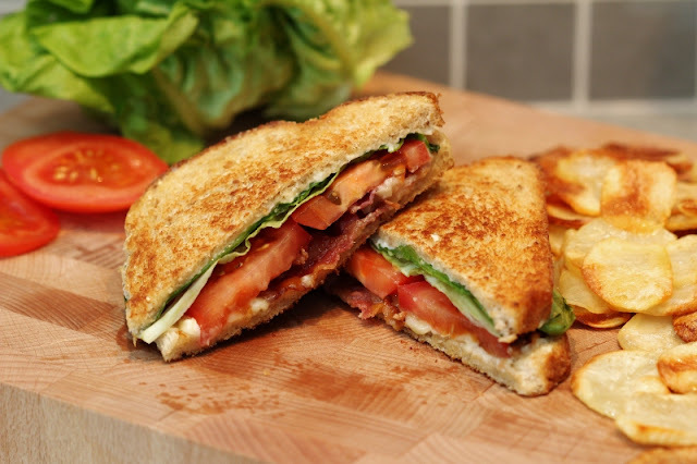 BLT Sandwich plus ett C som i Cheese!