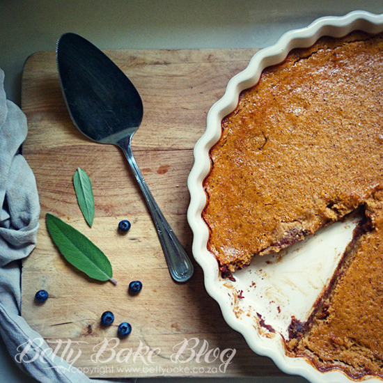 BUTTERNUT PIE AND THANKSGIVING