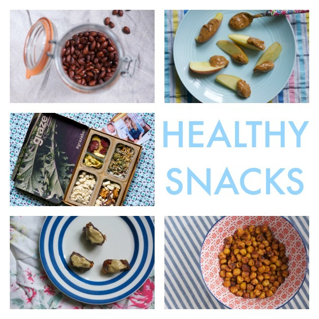 5 of the best: Healthy snacks