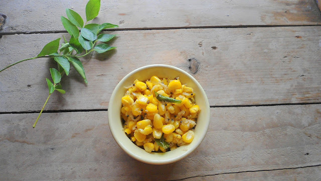 evening snacks recipes with sweet corn