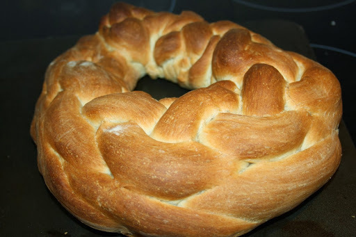 Paul Hollywood's Plaited Loaf