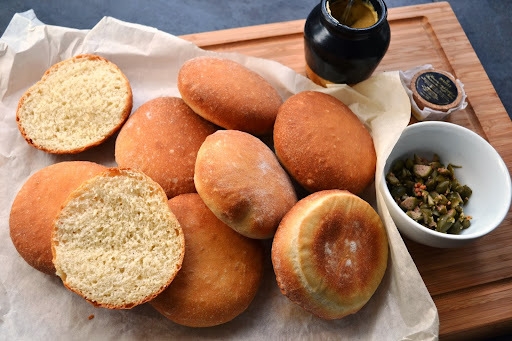 paul hollywood soft bread rolls