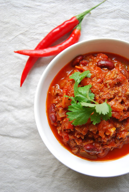 Mexikansk: Red Hot Chili Con Carne..