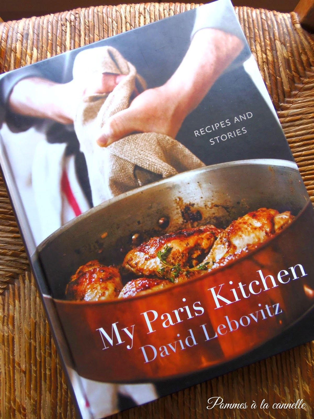 "Kurczak w musztardzie i ""My Paris kitchen""/Chicken with mustard and ""My Paris kitchen"""