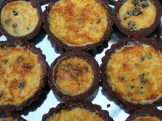 Yorkshire Curd Tarts - Best of British Yorkshire