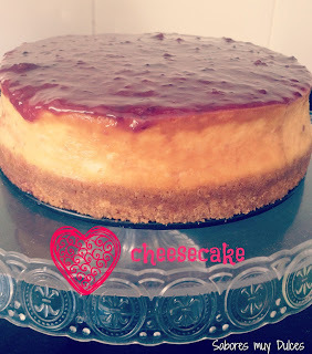 Un Cheesecake Espectacular !!!