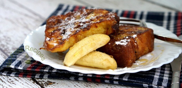 Panettone French Toast     法国土司面包