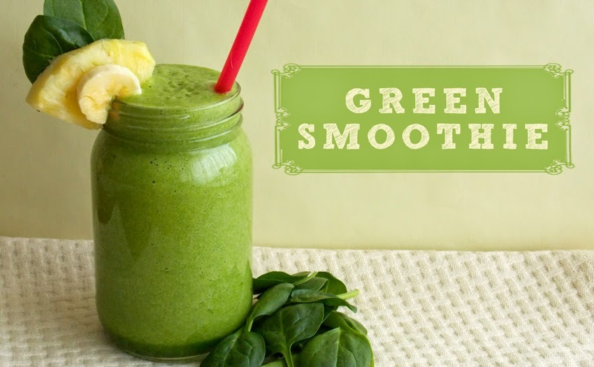 Come preparare un'ottimo green smoothie
