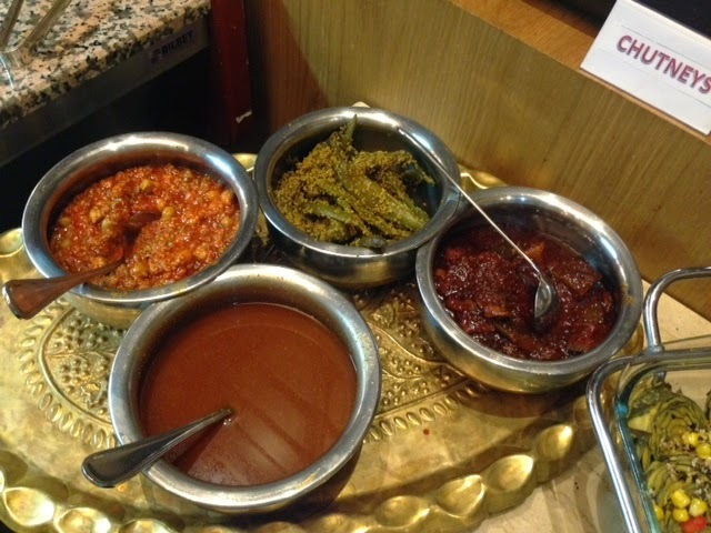 Shayona - Vegetarian Indian Cuisine at The Neasden Temple