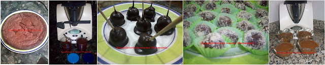 Chocolate en thermomix (recopilatorio de recetas)