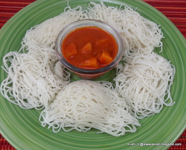 INSTANT IDIYAPPAM/SHEVAI/RICE NOODLES