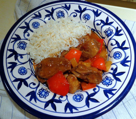 Slow-Cooker Sweet and Sour Pork