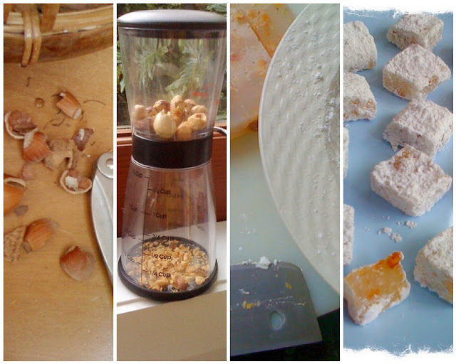 How to Make Hazelnut Turkish Delights, and pistachio, and lavender, and...