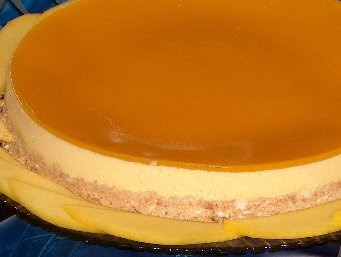 CHEESECAKE LIGHT DE MANGA