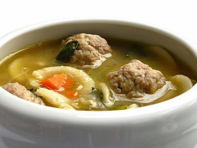 italian wedding soup rachael ray