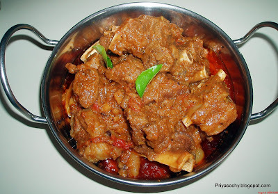Mutton Curry /Goat Curry
