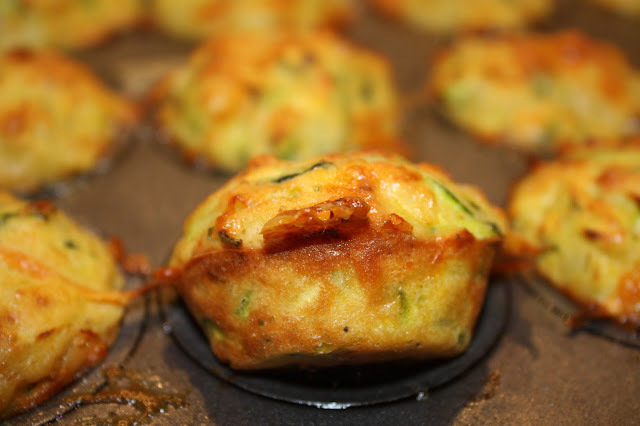 Sneaky vegetable muffins, a spanish mama's tortilla and a newsletter idea.....