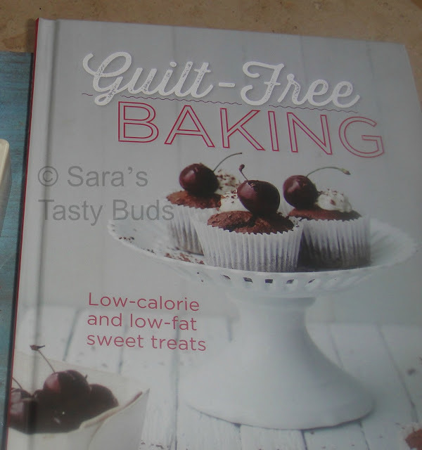 Guilt free Baking – Cookbook Review and Bourbon Biscuits
