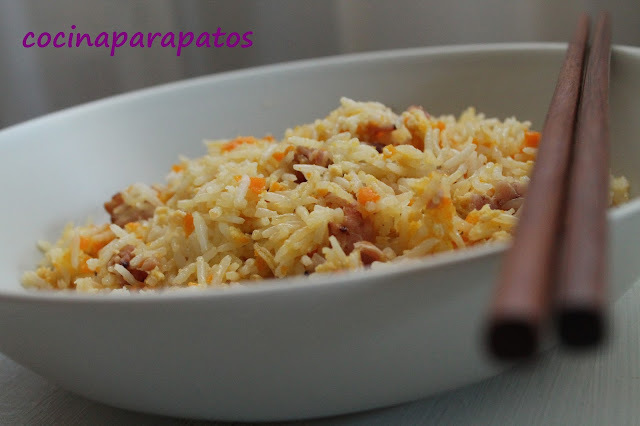 ARROZ ASIÁTICO (Thermomix)