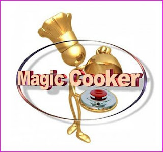 Magic Cooker per una cucina sana e gustosa.