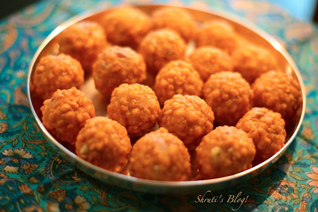 The laddoo of our lives!