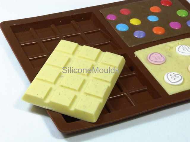 Chocolate Tempering (and new mould designs !)