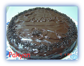 "TARTA SACHER    ""THERMOMIX"""