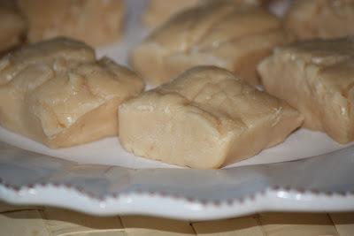 Scottish Tablet (Fudge)