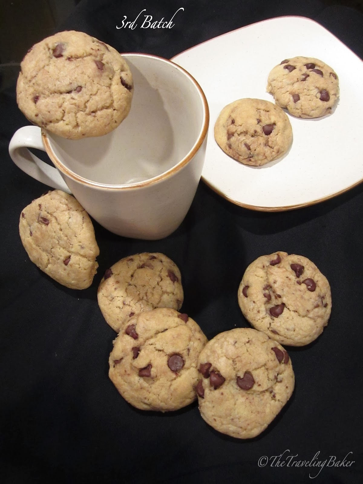 The Ultimate Chocolate Chips Cookies