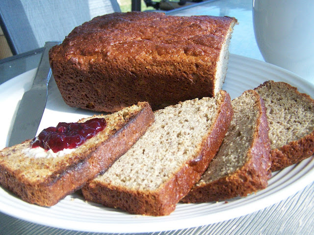 Really Good Paleo Gluten Free Low Carb Bread