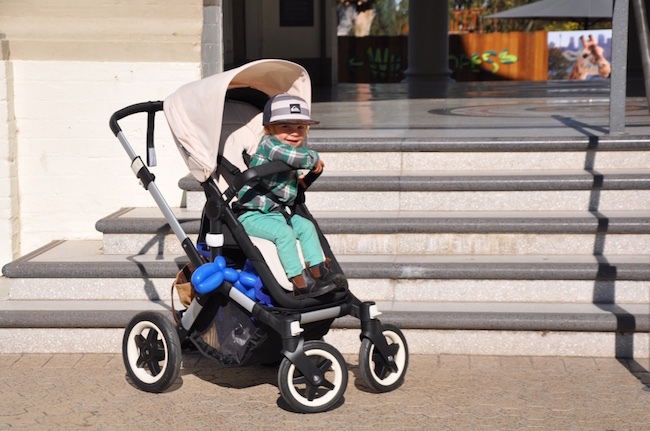 Real Mum Review: Road testing the Bugaboo Buffalo