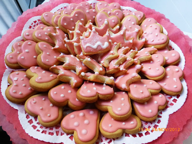 GALLETAS DE PRINCESA  PARA LAURA