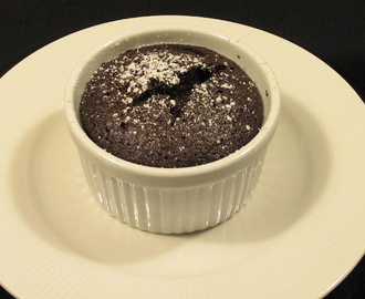 individual chocolate souffles these individual chocolate souffles fit ...