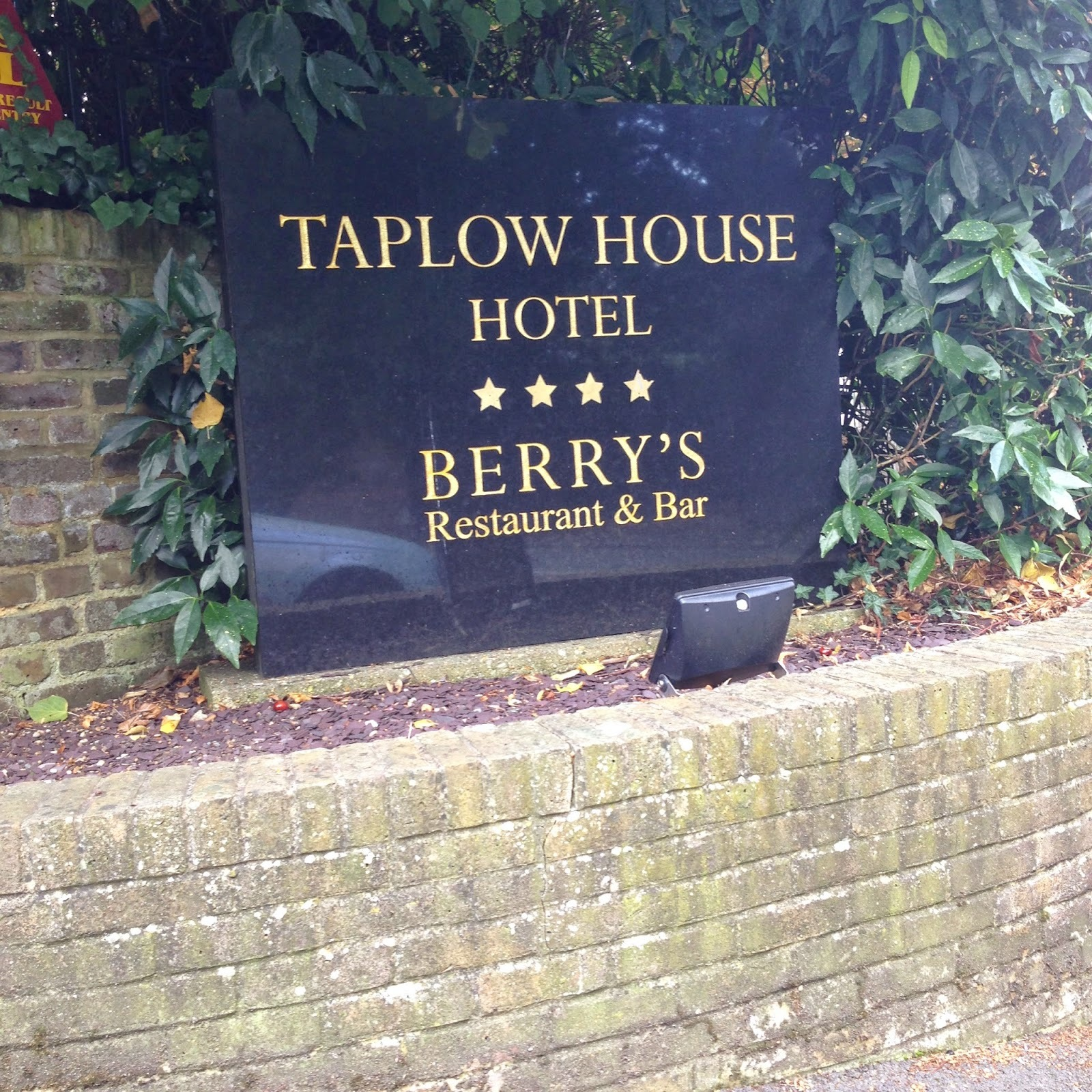 Taplow House Hotel - A Stunning Georgian Retreat