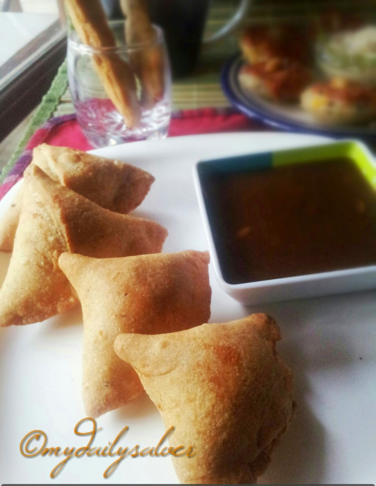 Samosa...the best samosa recipe