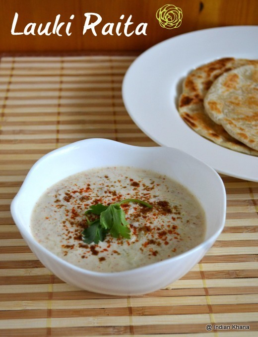Lauki Raita | Navratri Vrat Recipes