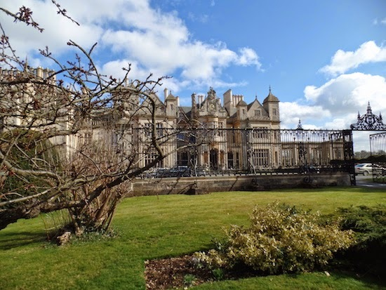 stoke rochford hall, lincolnshire.