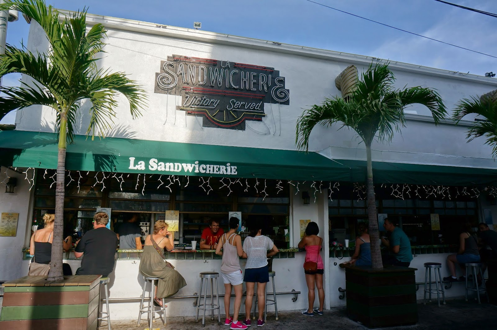 Restaurang - La Sandwicherie (Miami)