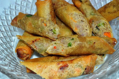 Chicken Lumpia