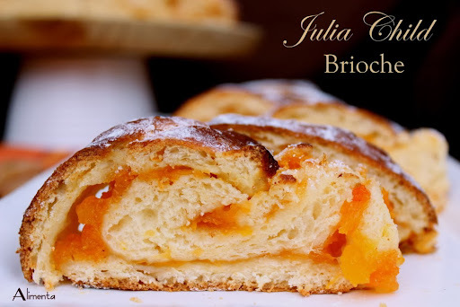 JULIA CHILD BRIOCHE
